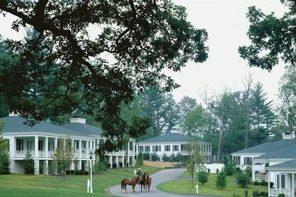Copeland Hill Cottages At The Greenbrier Resort