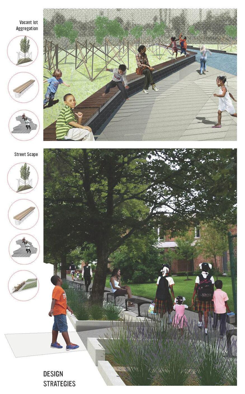 Hope Village project design strategies