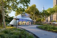SeaGlass Carousel by WXY Architecture + Urban Design Opens