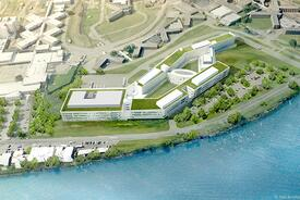 Rikers Island Admissions Facility
