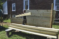 Building a Multipurpose Fence