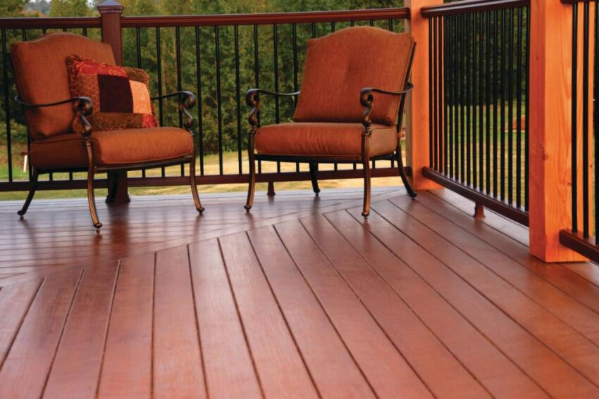 Called on the Carpet: NyloDeck Decking