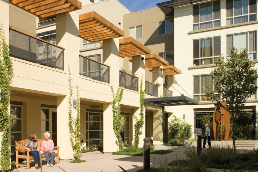 DeVries Place Senior Apartments, Milpitas, Calif.