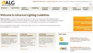 The Advanced Lighting Guideline's move to an online format will allow easier access for users and more frequent updates to reflect code updates and evolving energy-efficient lighting technologies.