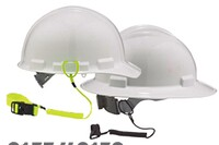 Ergodyne Adds New Coil Hard Hat Lanyards