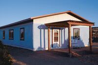 Project Spotlight: Straw-Bale Homes Provide Shelter for Native American Families in Need