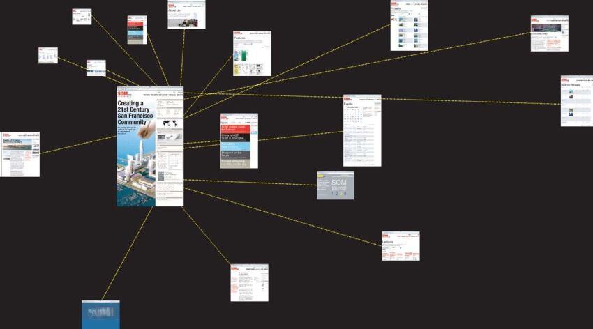 www.som.com, the internet presence of Skidmore, Owings & Merrill (SOM)