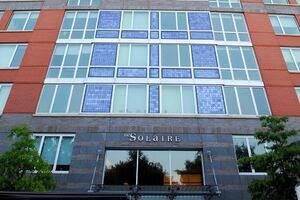 Landmarks: The Solaire, New York