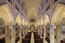 St. Patrick's Cathedral Conservation, Renovation and Systems Upgrade