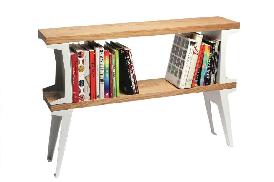 Nine products that do good by design residential for Diy modular bookcase