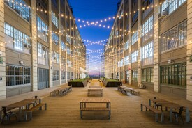 Industry City Courtyard 3-4