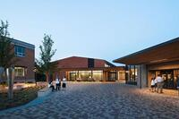 2012 AL Design Awards: The Sidwell Friends School Meeting House and Arts Center, Washington, D.C.