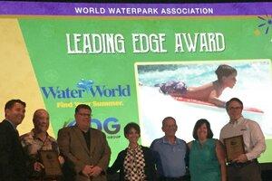Aquatic Development Group Receives WWA Leading Edge Award