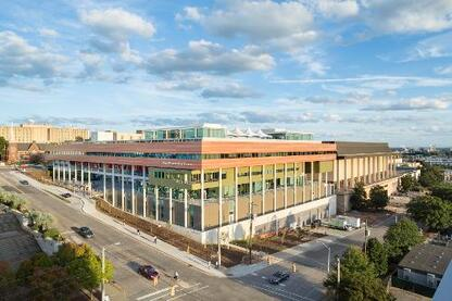 Business School on Path to Becoming Largest Net-Zero Energy Building