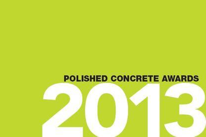 2013 Polished Concrete Awards