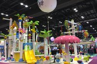 Waterpark Manufacturers Win Brass Ring Awards at IAAPA 2016