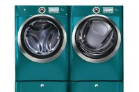 Energy-Saving, Large-Capacity Washer From Electrolux