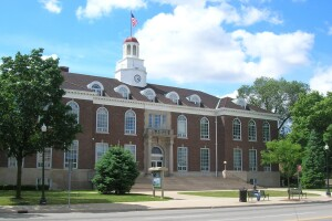 The old city hall in Dearborn, Mich., is being converted into City Hall Artspace Lofts by Artspace. (Photo: Courtesy of Artspace)