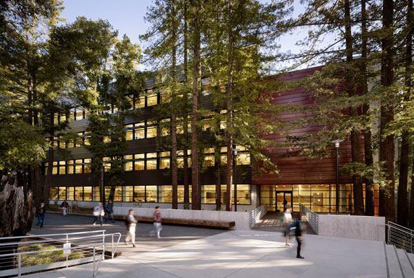 University of California Santa Cruz Biomedical Building.