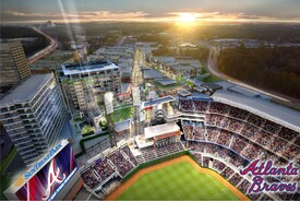 SunTrust Park and Mixed-Use Development