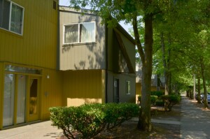 The Plaza Townhomes in North Portland have just been acquired by Community Preservation Partners, and are due for a rehabilitation.