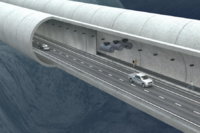 Norway Plans to Build World's First Underwater Floating Tunnel