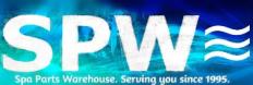 Spa Parts Warehouse Logo