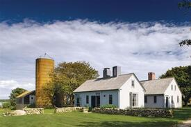 Addition To A Historic Cape On A Coastal Farm