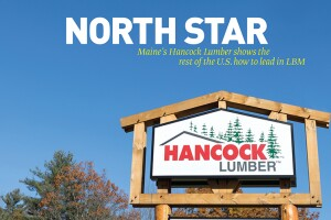 Hancock Lumber Named ProSales' 2017 Dealer of the Year