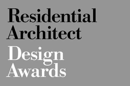Enter the 2016 Residential Architect Design Awards