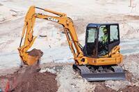 Case Construction Equipment CX55B