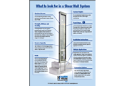 What to look for in a Shear Wall? Here's the guide.