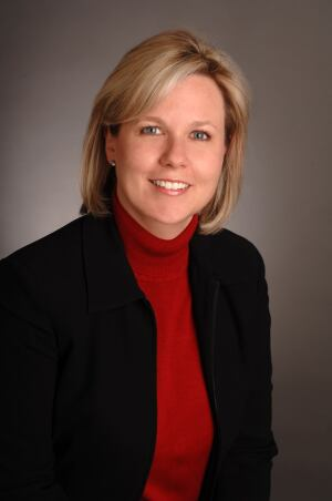 Kristy Simonette, Senior Vice President, Strategic Services for Houston, Tex.-based Camden Property Trust