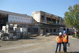 Rock Creek AWWTF Operations & Maintenance Building