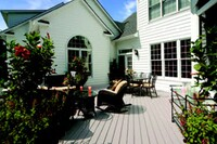 Composite decking gains market share