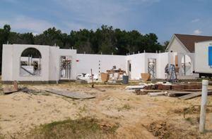 Insulating Concrete Forms