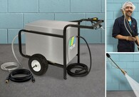 Surface Sanitation Sprayer System Eliminates Pesticides, Viruses, Bacteria Without Chemicals