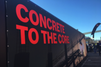 Welcome to the World of Concrete