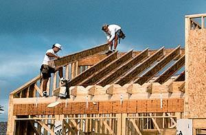 Roof Framing with Wood I-Joists