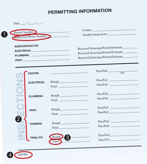 Permit Pending