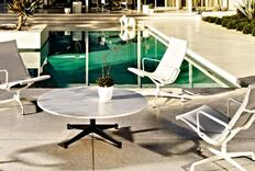 Product: Herman Miller Eames Aluminum Group Outdoor