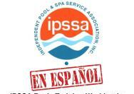 Water Chemistry Training Manuals by IPSSA Now Come in Spanish