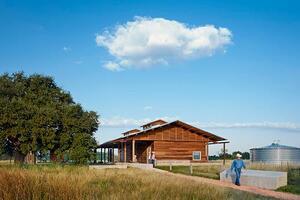 The Dixon Water Foundation Josey Pavilion