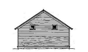 Design: Dressing Up the Gable End
