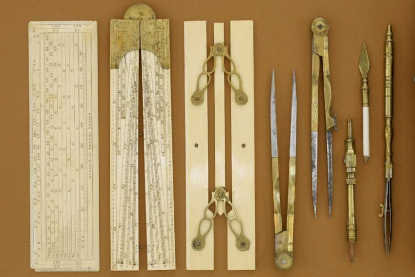 'Catalogue of the Andrew Alpern Collection of Drawing Instruments'