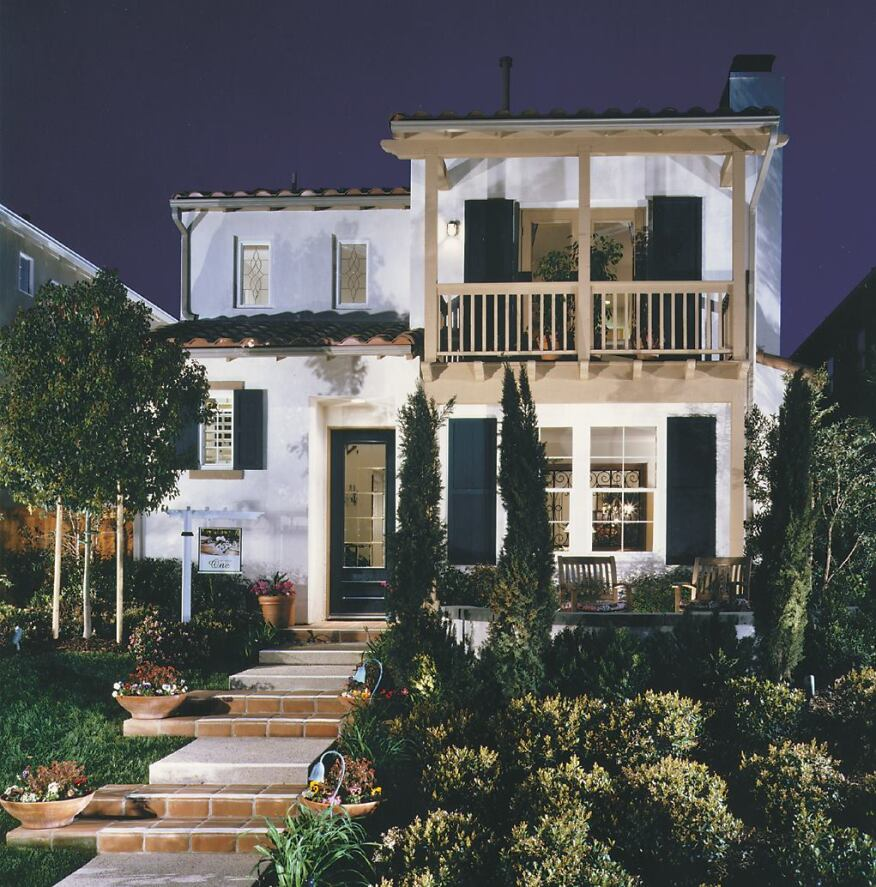 Westcott at ladera ranch plan one ladera ranch calif for Residential architect design awards