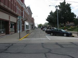 Installed in 1891, Court Street is listed on the National Register of Historic Places. Photo: Wikimedia