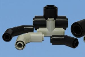 Containment piping from Asahi/America