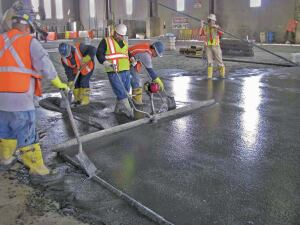 High-performance, cement-based toppings are a cost-effective alternative for repairing tipping floors.
