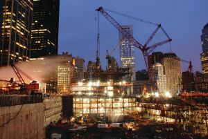 Tower 4 of the new World Trade Center site used various formwork products to address construction challenges.